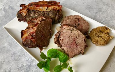 Lamb Leg Roulade