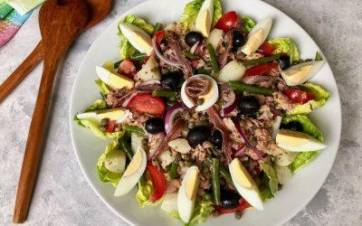 Niçoise Salad with a Twist