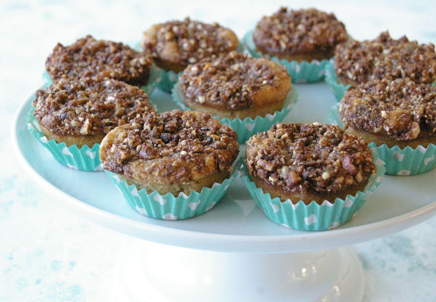 Cinnamon Granola Muffin