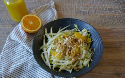Endive and Orange Salad