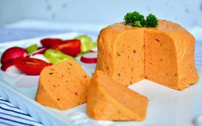 Paleo Spicy Cashew 'Cheese'