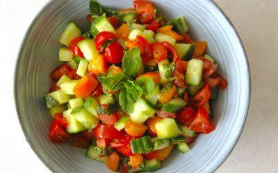 Apricot Summer Salad