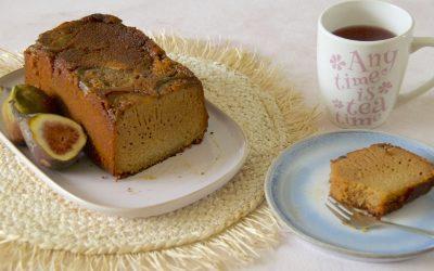 Sticky Honey Fig Cake