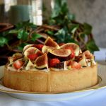 Mascarpone and Fig Filled Pastry