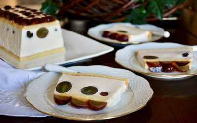 Grapes Cake with Marsala
