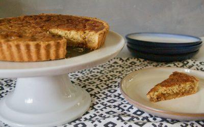 Gluten Free Caramelized Onion Tart