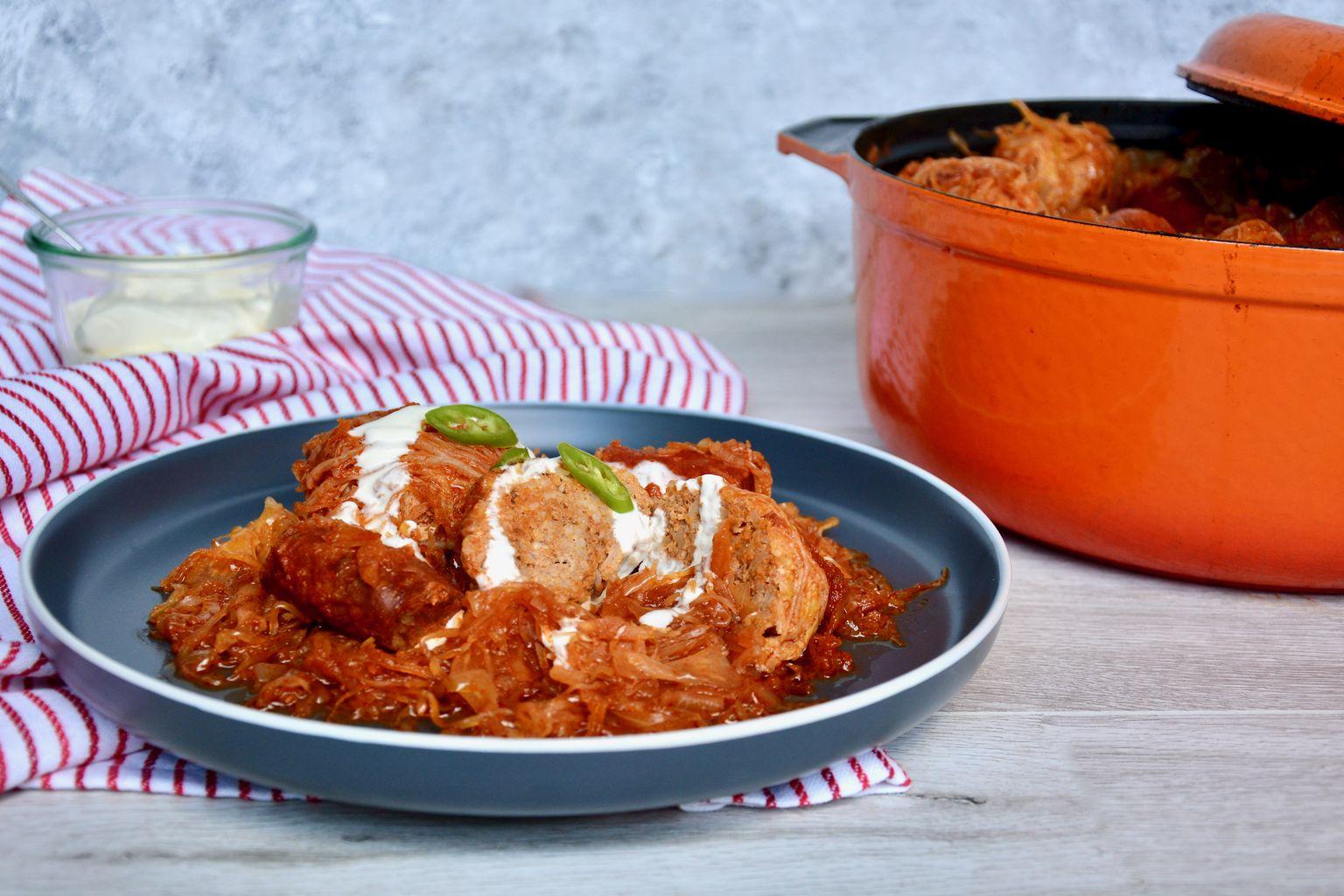 Sweet Potato Noodles All'Arrabiata