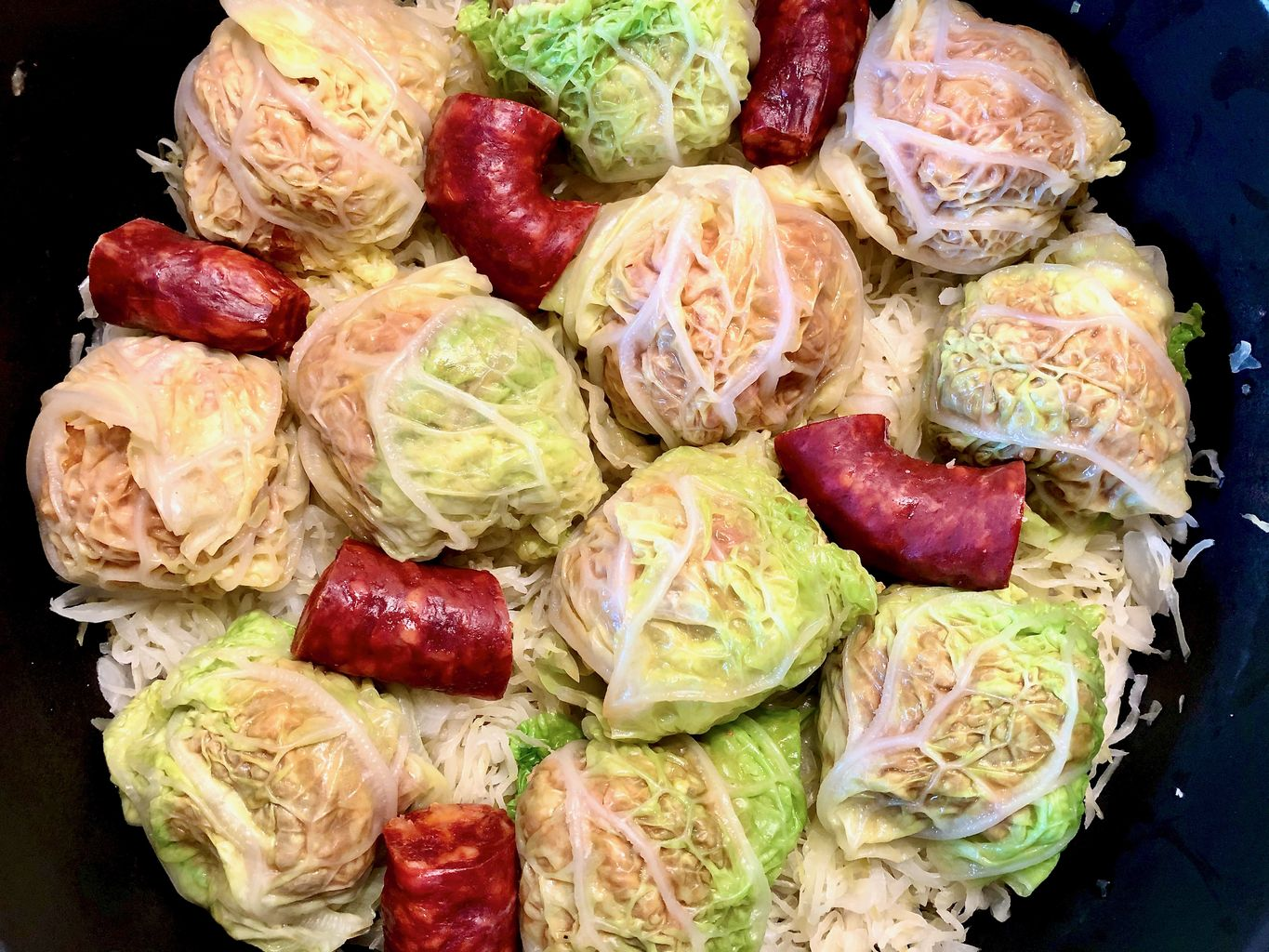 Classic Hungarian Stuffed Cabbage Healthyummy Food
