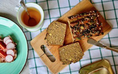 Paleo Tiger Nut Bread