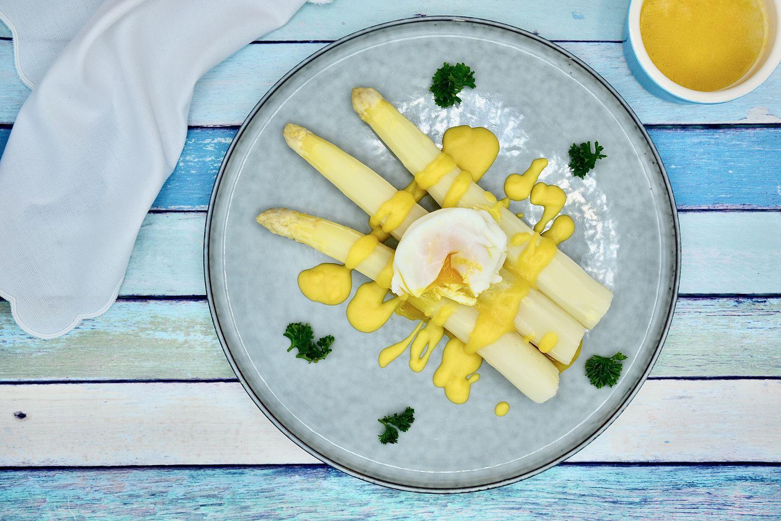 Salsify Pasta with Creamy Leek Sauce